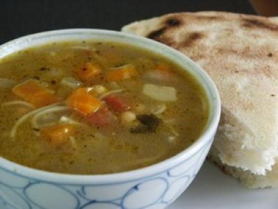 La chorba (soupe) facile et excellente - Photo par tshs84