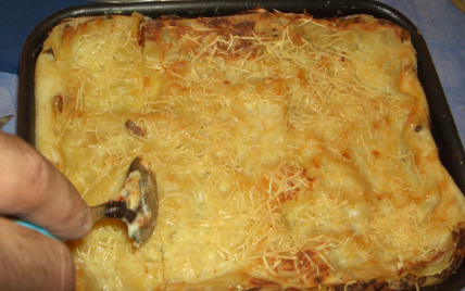 Lasagnes - Photo par doloti