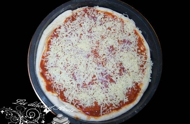 Pizza maison savoureuse - Photo par les delices danais