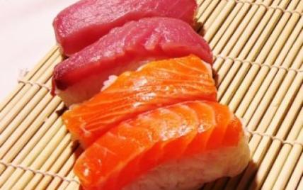 Nigiris sushis - Photo par loicvad