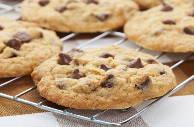 5 biscuits prêts en 15 minutes chrono - Photo par 750g