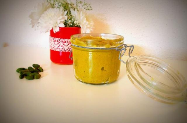 Pâte de pistache - Photo par chachoualacreme