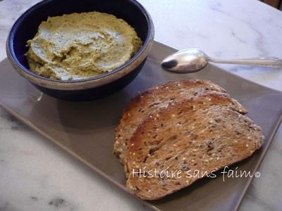 Caviar de courgettes au citron confit - Photo par pascaloHI