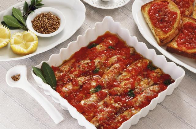 10 recettes à réaliser à partir d'une boite de sardines - Photo par Marie-Rose Dominguès