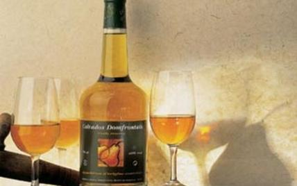 Calvados Tonic - Photo par Gourmandie
