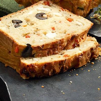 Cake aux deux olives - Photo par simone1