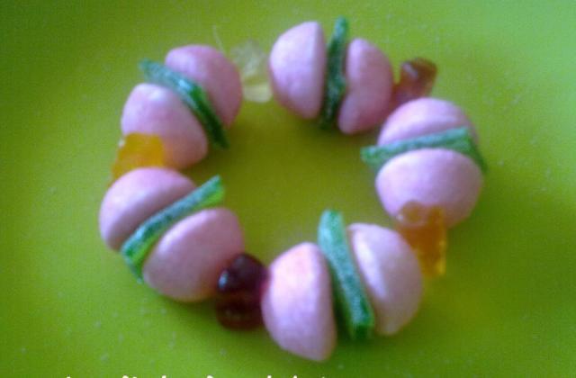 Bracelets de bonbons - Photo par pepitavignon