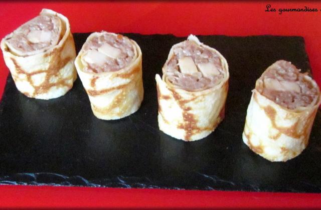 Makis pommes carambar - Photo par julie1s