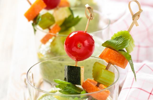 5 recettes de courgettes juste parfaites pour l'apéro - Photo par 750g
