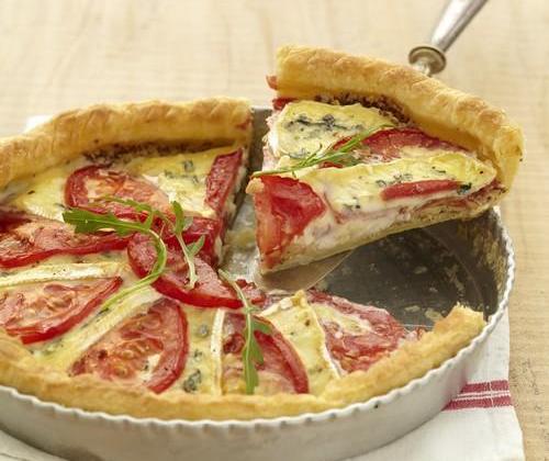 Nos plus belles recettes de tartes salées - Photo par Marie-Rose Dominguès