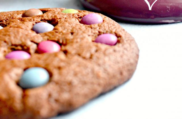 Biscuits aux smarties - Photo par ismael2