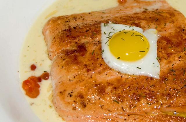 Saumon velouté - Photo par malikele