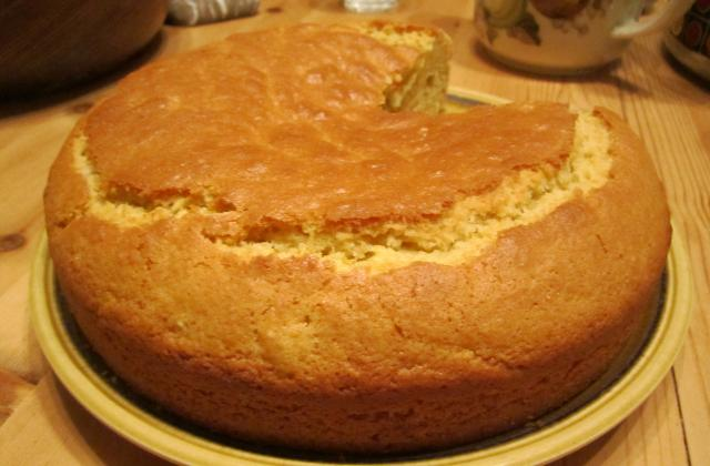 Gâteau à l'orange économique - Photo par vogtli