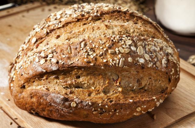 10 pains originaux pour changer du pain blanc - Photo par Florentine - 750g
