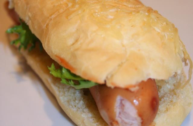 Hot dog gratiné - Photo par sophroch