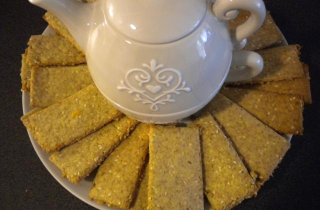 Biscuits aphrodisiaques gingembre-maca - Photo par kamla
