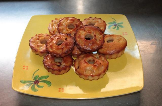 Petits gâteaux aux pommes - Photo par Lolie66