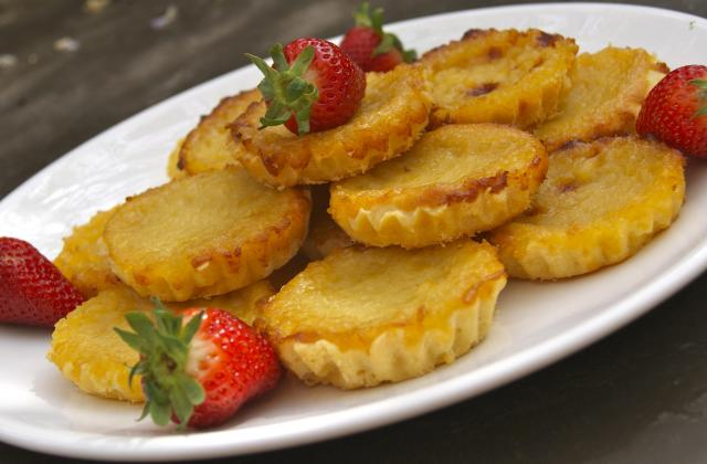 Tartelettes au citron maison - Photo par ptitecC