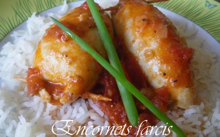 Encornets farcis - Photo par kimnar