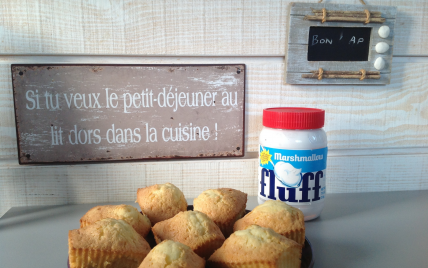 Muffins au Fluff - Photo par MamzelleJeanne
