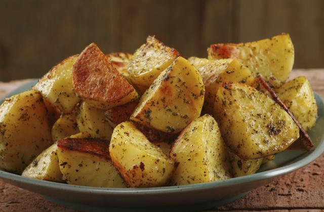 Pommes de terre croustillantes à l'origan - Photo par Chef Christophe