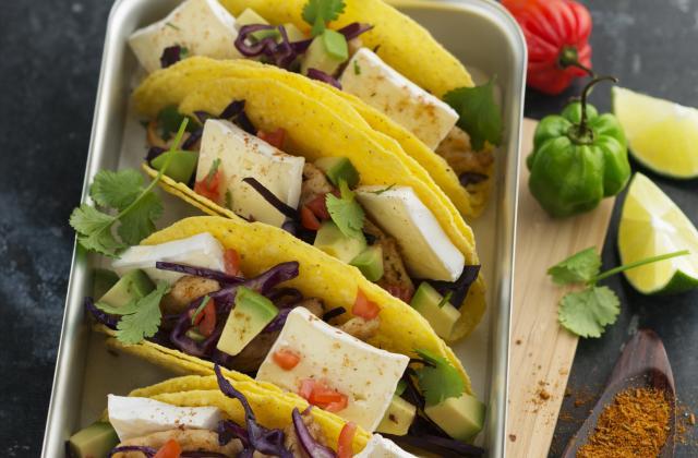 Tacos au poulet - Photo par Quiveutdufromage.com