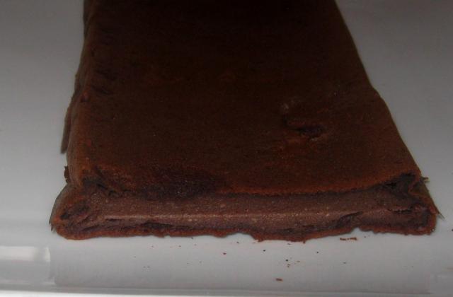 Gâteau très léger au chocolat et tofu soyeux - Photo par celine0510