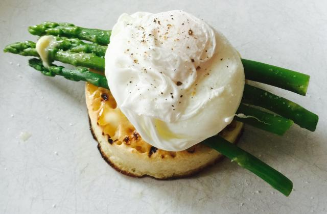 Nos 12 meilleures recettes pour sublimer les asperges vertes - Photo par 750g
