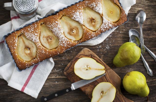 5 tartes aux poires à tester cet automne - Photo par 750g