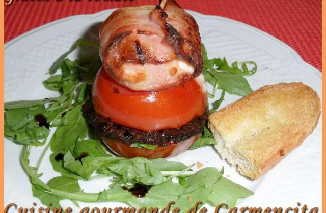 Gratin à la tomate maison - Photo par Carmen