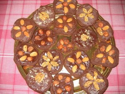 Sablés au chocolat - Photo par chloegv