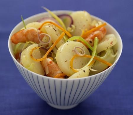 Salade thaï de Princesse Amandine - Photo par Princesse Amandine
