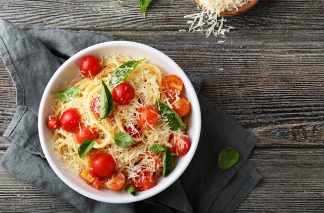5 recettes de pâtes aux légumes d'été - Photo par 750g