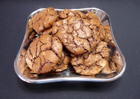 Outrageous chocolate cookies - Photo par gillesZK
