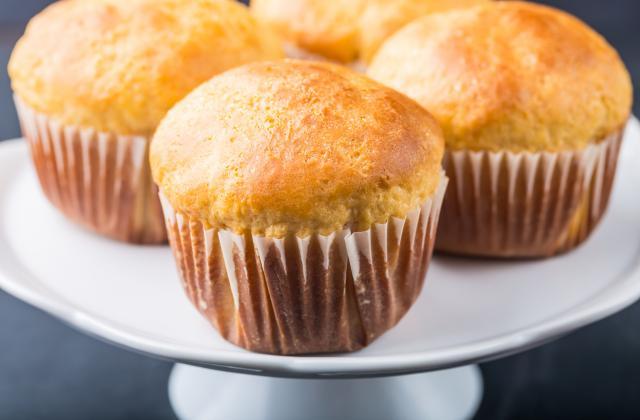 Muffins traditionnels - Photo par gaellelecolo43