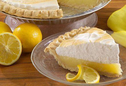 Tarte au citron meringuée inratable - Photo par Michèle