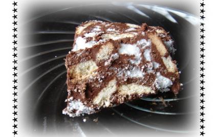 Gâteau au chocolat et à la noix de coco maison - Photo par missdiQ