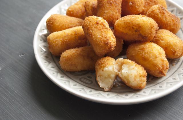 Croquettes de pomme de terre toutes simples - Photo par 750g