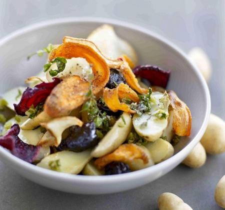 Méli-mélo de Grenailles, chips oubliées, pruneaux et aromates - Photo par Doréoc