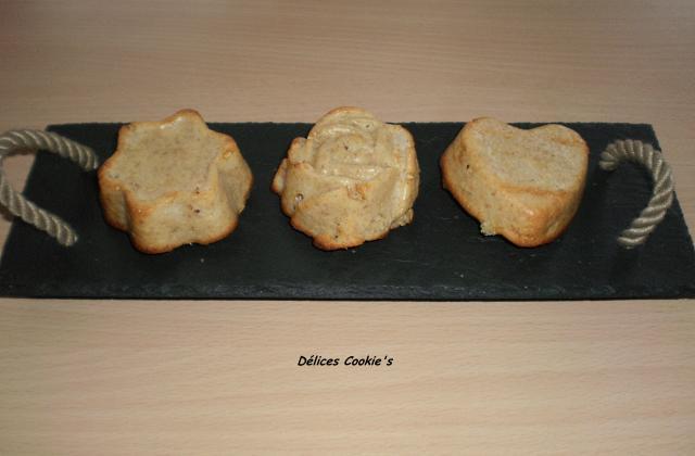 Petits gâteaux pommes & poires - Photo par laura_cookie