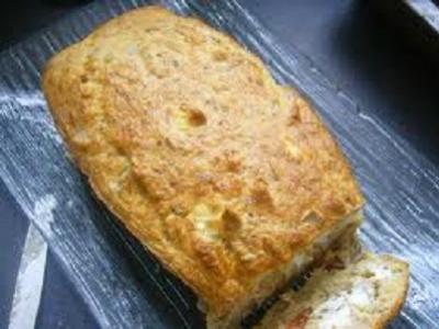 Cake au thon et Fromage - Photo par j81jho