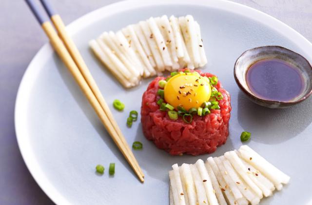 Yukhwe - Steak tartare - Photo par AT Korea