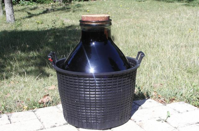 Vin de noix classique - Photo par didelou