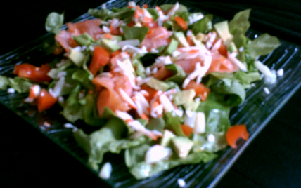 Salade express - Photo par hjerem