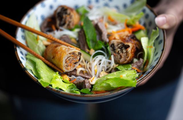 Salade Bo bun - Photo par 750g