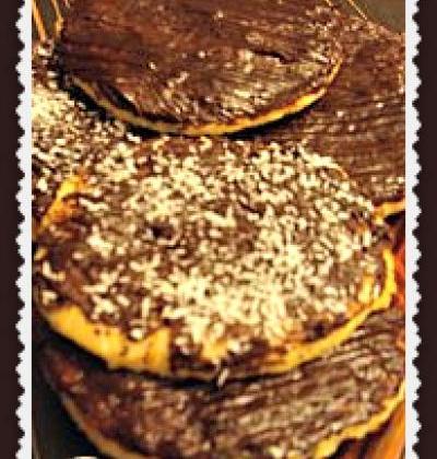 Biscuits façon Granola maison - Photo par Anaiscuisine