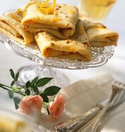 Pâte à crêpes au thé - Photo par Cedus Le sucre