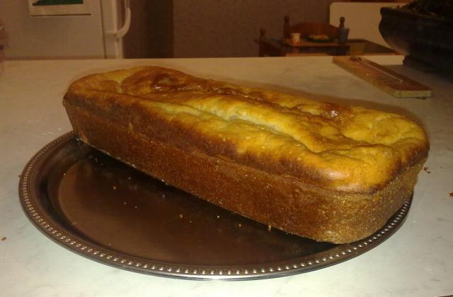 Cake au fromage fondu - Photo par jbchris