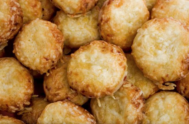 Scones au fromage - Photo par Bérengère