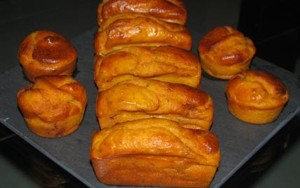 Mini cakes moelleux - Photo par LoloTambouille
